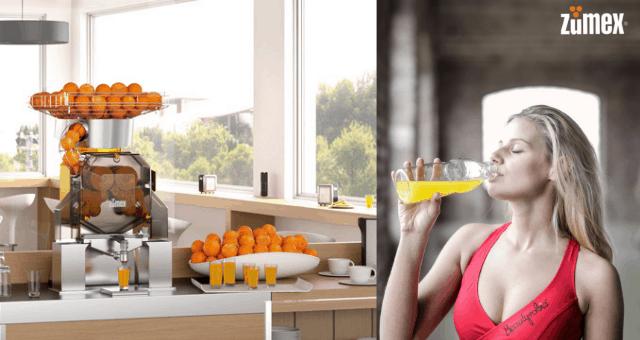 Các thành phần dinh dưỡng của ly nước cam tươi