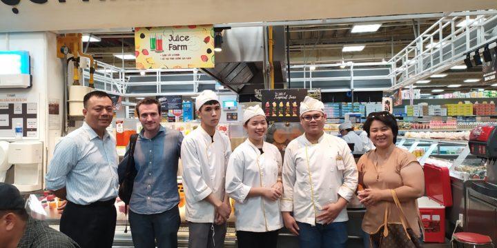 Cơ hội phát triển thị trường Zumex tại Việt Nam